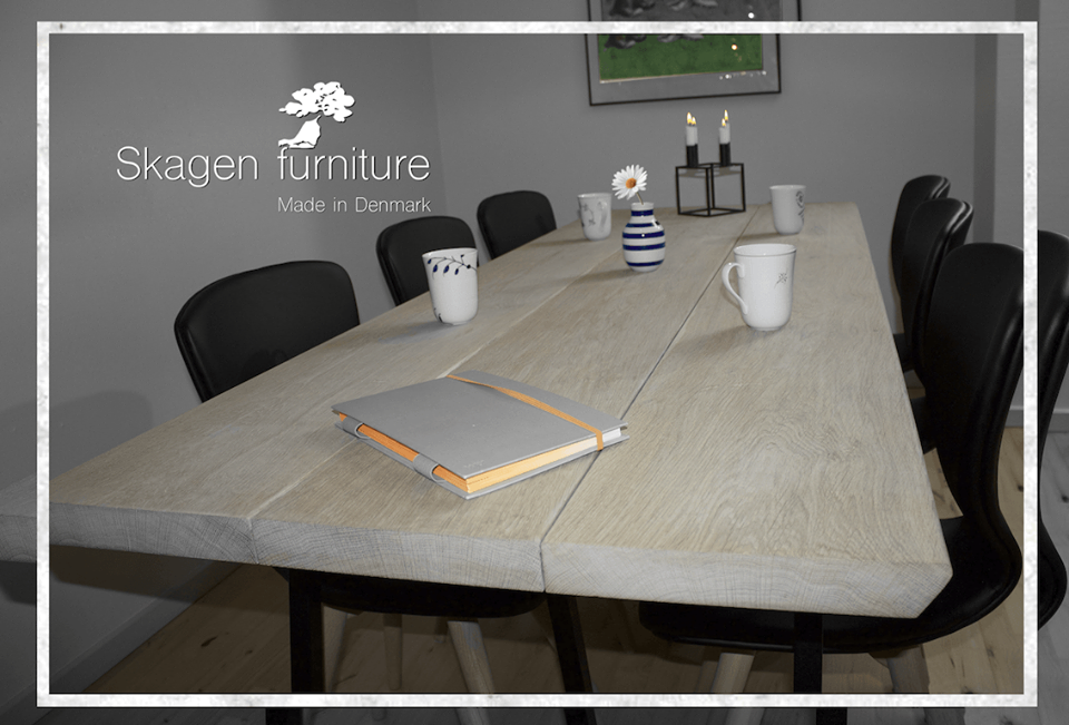 Plankeborde   skagen furniture