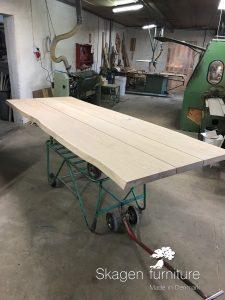 langt plankebord