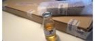 Mahogni svævehylde indpakning