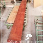 Skagen furniture svævehylder massiv