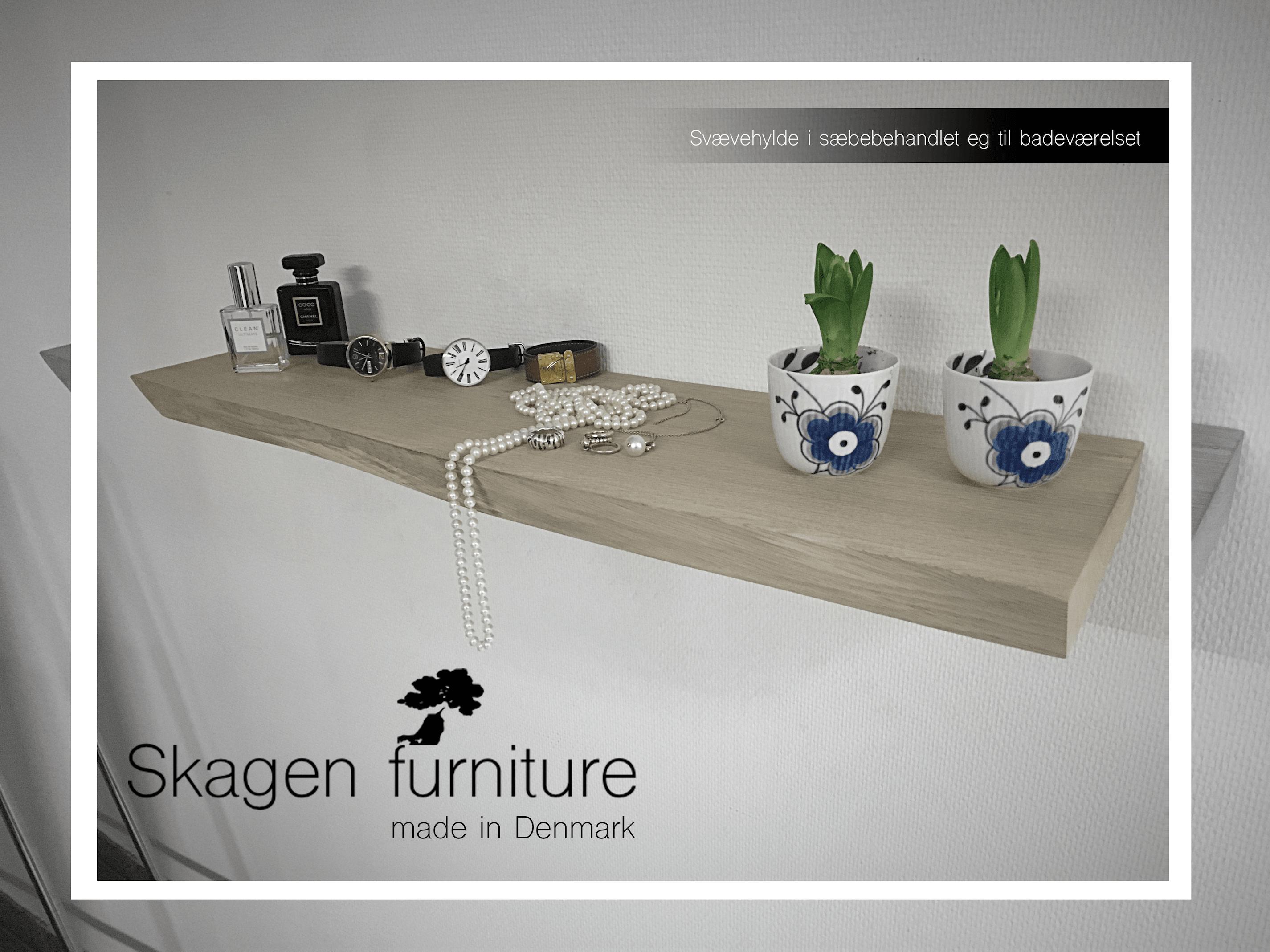 Svaevehylder Skagen Furniture